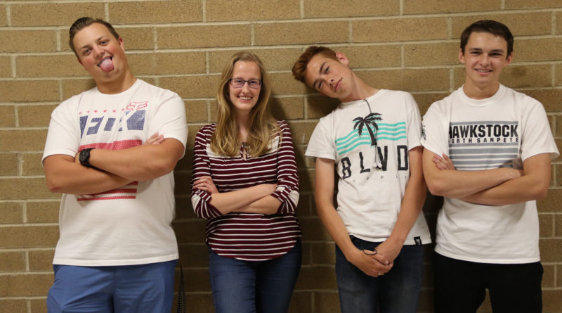 Students elect new student body and class officers