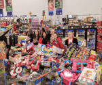 Record fundraising brings more toys to children