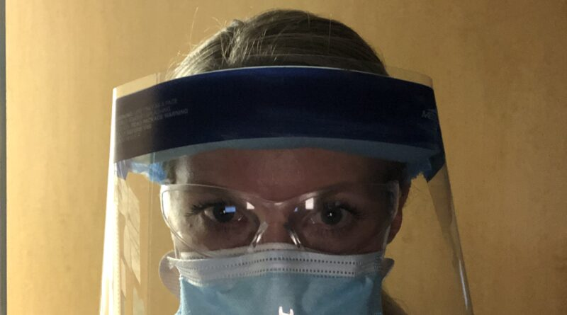 Utah nurse helps out with New York City COVID-19 efforts