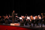 Band, choir students perform in long-awaited concert
